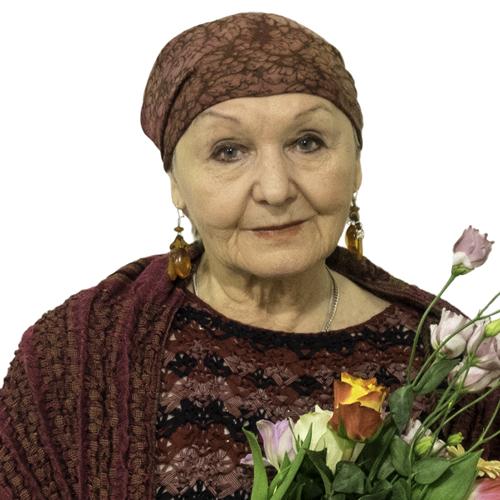 Daina Dagnija (1937-2019)